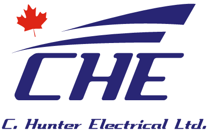 CHE | C Hunter Electrical Ltd. Retina Logo