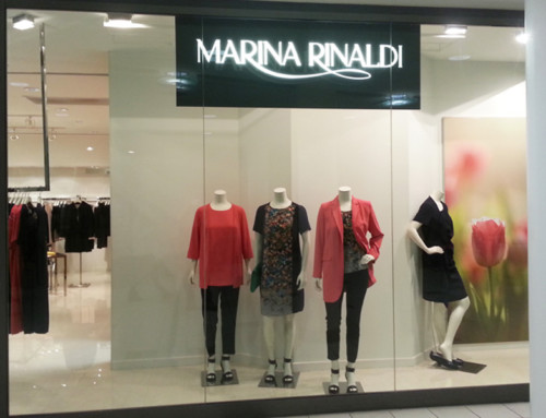 Marina Rinaldi – Fashion Retail Store